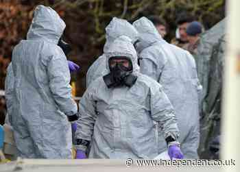 Salisbury attack – live: Russian spy Denis Sergeev charged over novichok poisoning of Sergei Skripal
