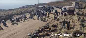 Villa de Merlo recibió a más de 900 motociclistas - Infomerlo.com