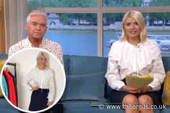 How to buy Holly Willougby's This Morning outfit