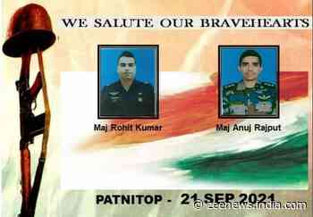 Two pilots critically injured in army helicopter crash in Udhampur succumb to their injuries
