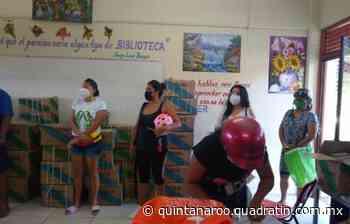 Con sobrecupo Secundaria Técnica Número 1 de Isla Mujeres - Quadratin Quintana Roo - Quadratín Quintana Roo