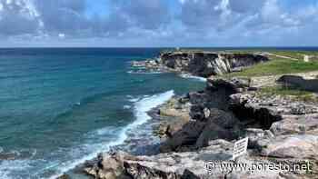 Nueva administración de Isla Mujeres sin proyectos para conservación de acantilados - PorEsto