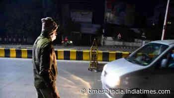 Tripura clampdowns till Diwali; 'Curfew to ensure peace in Tripura'