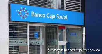 Banco Caja Social detuvo el registro marcario de Finsoamigo ante la Superintendencia de Industria - Asuntos Legales