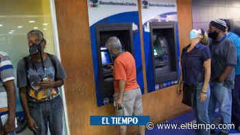 14 millones de venezolanos, sin dinero por caída del sistema bancario - El Tiempo