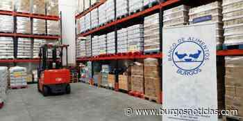 Cajaviva Caja Rural vende Lotería de Navidad solidaria para el Banco de Alimentos de Burgos - BurgosNoticias