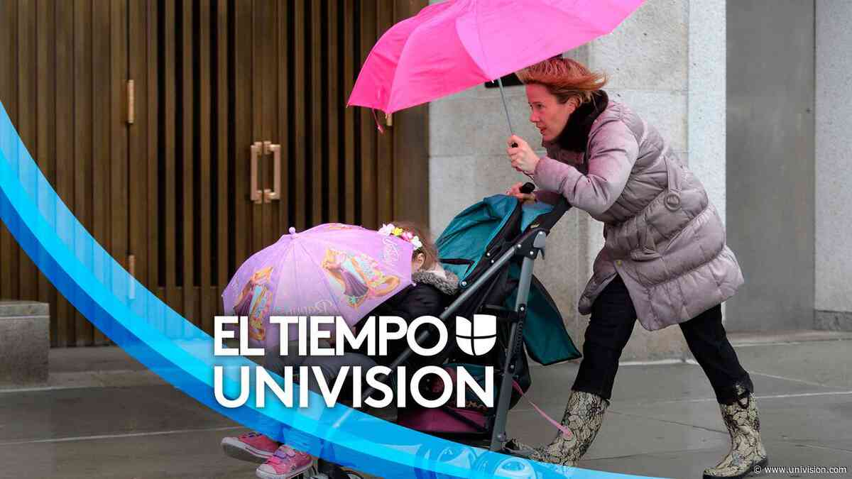 Sistema traerá probabilidad de lluvias en San Antonio | Video | Univision 41 San Antonio KWEX - Univision 41 San Antonio