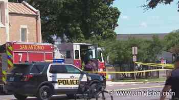 Discusión entre personas sin hogar en calles de San Antonio deja a un hombre gravemente herido - Univision 41 San Antonio