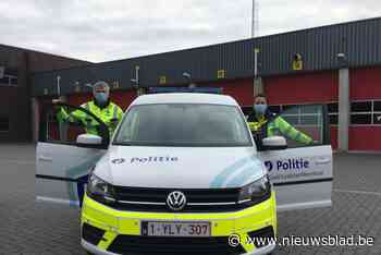 Politie ontmaskert werknemers die eigen bedrijf bestelen
