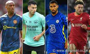 Carabao Cup: Loftus-Cheek, Martinelli and the players with a point to prove this week