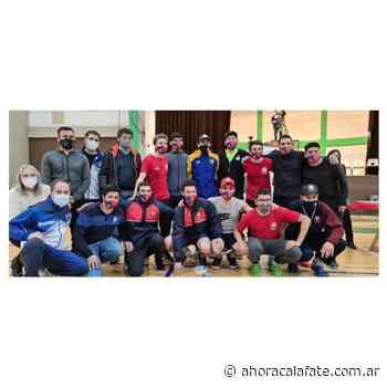 El Calafate Hockey tercero en el Campeonato Argentino de Mayores. El Chalten subcampeón - FM Dimensión - El Calafate