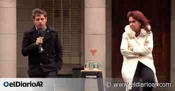 Kicillof se reunió con la vicepresidenta Cristina Kirchner en El Calafate - elDiarioAR.com