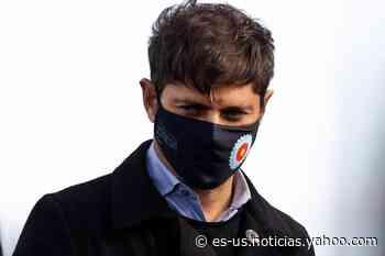 Axel Kicillof viajó a El Calafate para reunirse con la vicepresidenta Cristina Kirchner - Yahoo Noticias