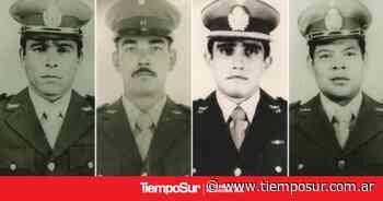 Encontraron restos de un gendarme de El Calafate fallecido en Malvinas - TiempoSur Diario Digital