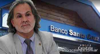 El Calafate. Juez ordena al Banco Santa Cruz suspender el cobro de un crédito pre-aprobado a una víctima de estafa - FM Dimensión - El Calafate