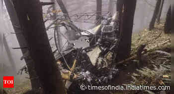 Udhampur chopper crash: Both pilots succumb to injuries, Northern Command pays tributes