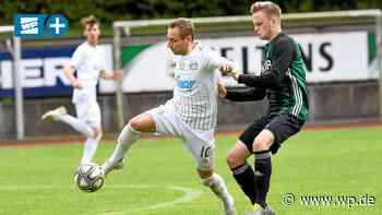 VfL Bad Berleburg hat beim 0:3 in Menden fast keine Chance - Westfalenpost