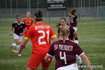 Niederlage vor Spielpause für SV Menden - FuPa - FuPa - das Fußballportal