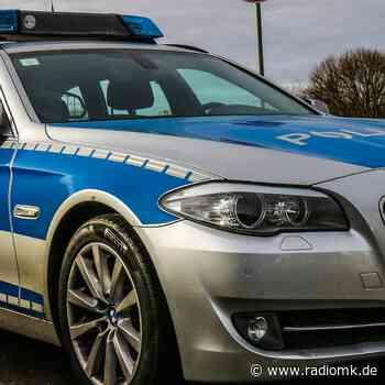 Menden: Auto überschlägt sich - Radio MK