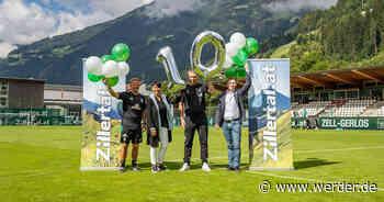 Werder und Zillertal setzen langjährige Partnerschaft fort - Werder Bremen