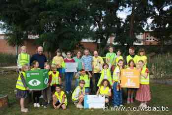 GielsBos en Vlindertuin beloond voor opruimen zwerfvuil