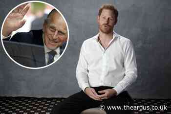 Prince Philip didn't want to reach the age of 100, says Prince Harry