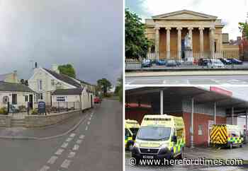 Thug's attack left Herefordshire pub landlord 'covered in blood'