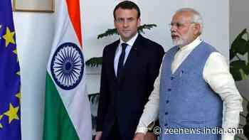 Amid submarine deal fallout, French President Emmanuel Macron talks to PM Narendra Modi, discusses Indo-Pacific
