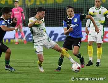 Defensa y Justicia y Banfield empataron sin goles en Florencio Varela - Sin Mordaza