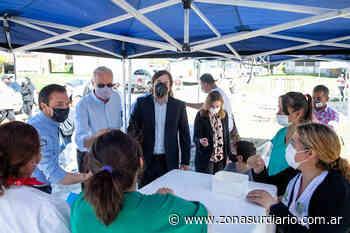 Florencio Varela realizó la celebración en honor al Señor de los Milagros de Mailín - Zona Sur Diario