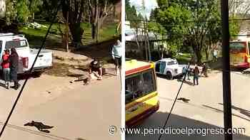 Florencio Varela: quisieron viajar sin pagar y terminaron a las trompadas con choferes de la línea 324 - Noticias actualizadas de Berazategui Quilmes y Florencio Varela