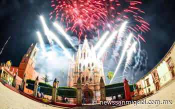 Por segundo año, la Tradicional Alborada en San Miguel de Allende será virtual - News San Miguel