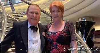 Brit couple's 'dream holiday cruise' ruined by Covid and turned into 'nightmare'