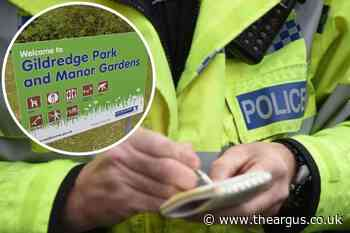 Man accused of attempted sexual assault of 13-year-old girl in Gildredge Park, Eastbourne