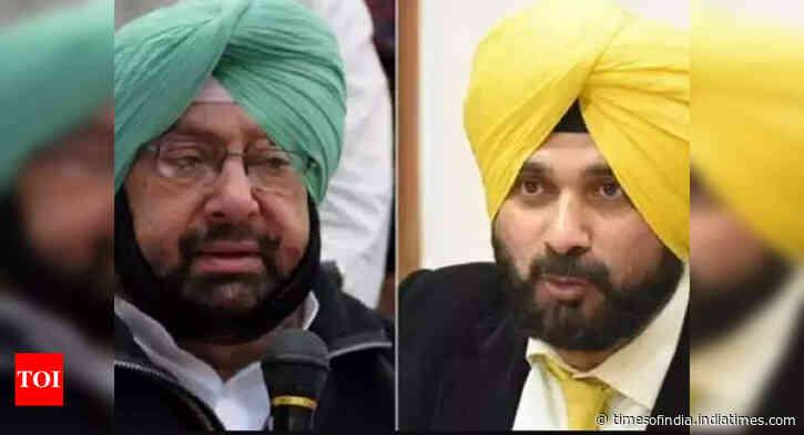 Congress's Amarinder Singh vs BJP's 5 CMs: Humiliated vs humbled
