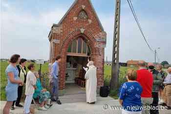 Gerenoveerde kapel ingewijd