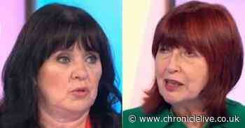 Loose Women's Coleen and Janet go head-to-head with clash of opinions on Strictly vaccine row