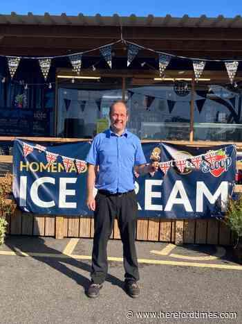 Herefordshire farm shop wins three prestigious awards