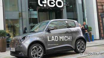 Mit diesen Strategien geben die Auto-Startups e.Go und Sono Motors ihr Comeback