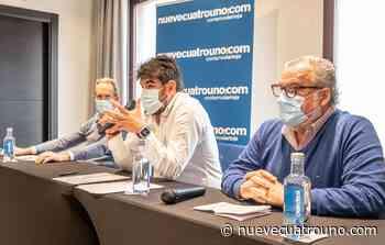 GALERÍA | 'De Rioja y Oro': segunda jornada de análisis de la feria - NueveCuatroUno