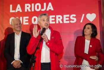 """Ocón se despide como líder socialista en La Rioja: """"Ha sido duro"""" - NueveCuatroUno"""