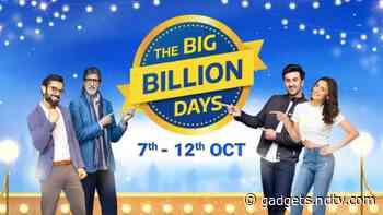 Flipkart Big Billion Days 2021 Sale Dates Now Official, 6-Day Event Goes Live on October 7