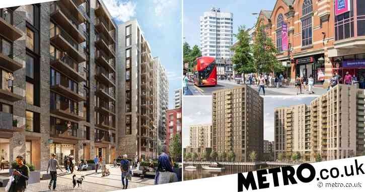 Barking is about to get a lot more popular for buyers – here's what's on offer
