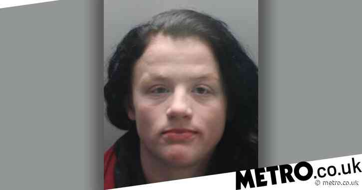 Mum who spat wine into nurse's eye at train station jailed for eight months