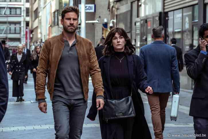 """Opnames in Antwerpse Diamantwijk voor prestigieuze Netflix- en VRT-reeks met Kevin Janssens: """"Ik woon hier al jaren"""""""