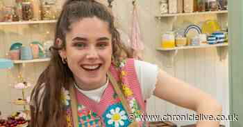 Bake Off's Freya Cox makes history as show's first ever vegan baker
