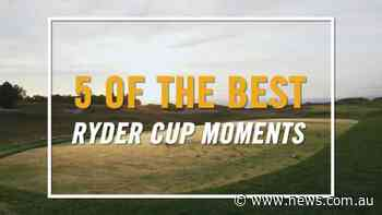 5 of the best Ryder Cup moments