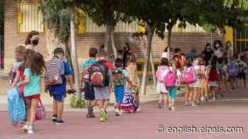 Highest coronavirus infection rate is now among children, but figures in Spain are falling for all ages - EL PAÍS in English