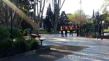 Empieza el operativo en Monte Grande por el Día de la Primavera - El Diario Sur