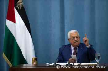 Poll finds nearly 80% of Palestinians want Abbas to resign